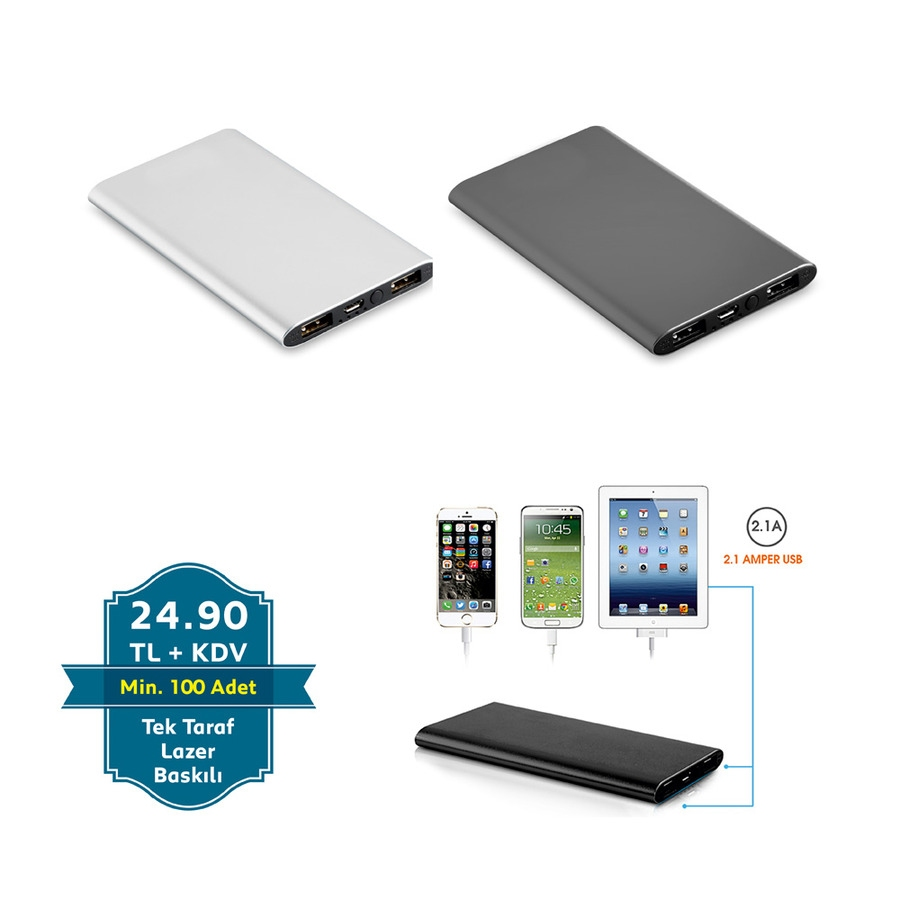 32022 - 4000 mAh Powerbank